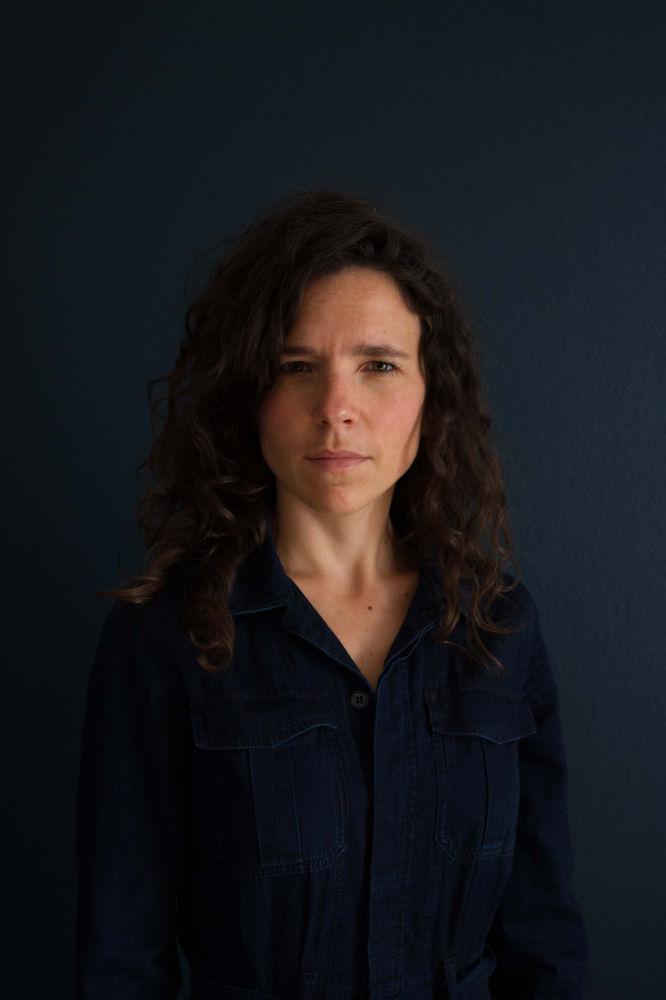 Portrait Aurélie Miquel réalisatrice photographe